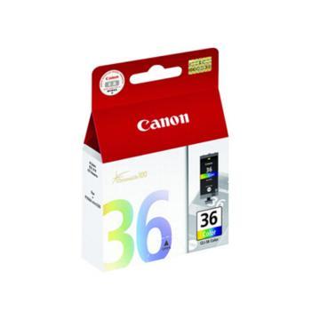 佳能 原裝彩色墨盒,CLI-36C適用于PIXMA iP100 ip110 單位:個