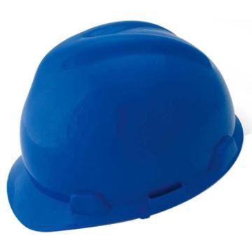 羿科 安全帽,60102801-B,AV60 ABS V型安全帽 蓝色