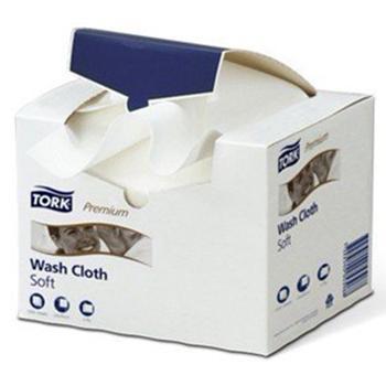 多康 特级低尘水洗擦拭布,白色 (320*320mm ) 135张/盒 8包/箱 单位:箱