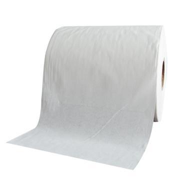 邦拭经济擦拭布,白色单层 230x340mmx500张/卷 2卷/箱