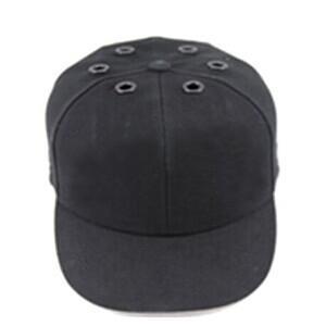 洁适比JSP 运动安全帽,01-2099,黑色(大码58-62cm)