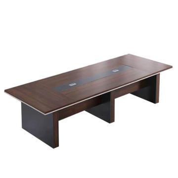 会议桌 板式长方形办公桌 3.5mx1.7m 限山西