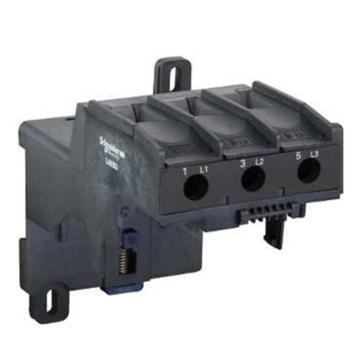 施耐德 EasyPact TVS(TeSys E)接触器接线端子模块,LAEB3N