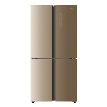 海尔 四门风冷无霜冰箱,BCD-456WDGK,智能杀菌,干湿分储T形