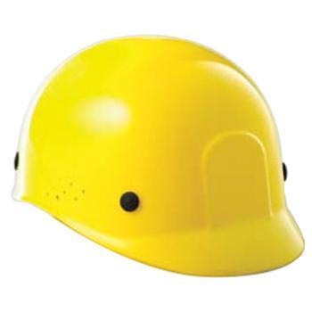 蓝鹰 安全帽,BP65YE,HDPE轻便帽 不含下颚带 黄色