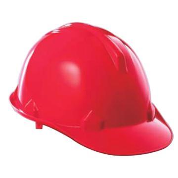 蓝鹰 绝缘安全帽,HR36RD,ABS材质 红色