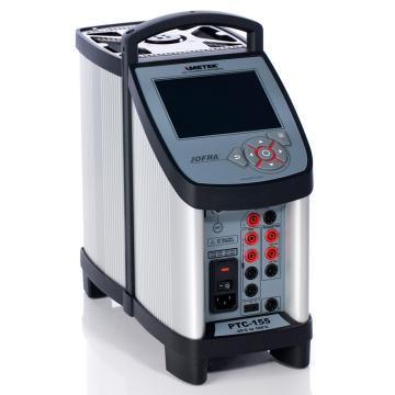 阿美特克/AMETEK PTC-155B专业型干体炉,温度范围:-25~155℃,含参考探头输入/被检表信号输入,需另配套管使用