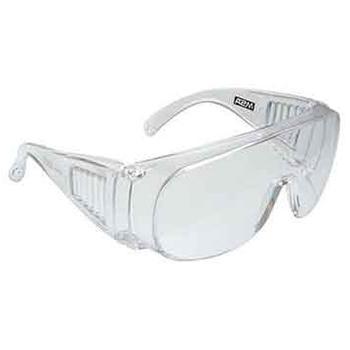 梅思安MSA 防护眼镜,9913252,宾特-C防护眼镜 透明镜框 防紫外线透明镜片