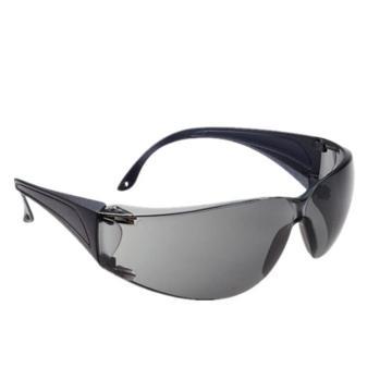 MSA莱特防护眼镜,莱特-G,灰色镜片,9913251,12副/盒