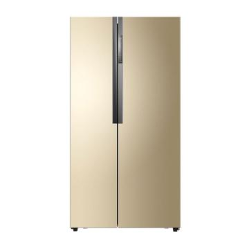 海尔 对开门冰箱,BCD-532WDPT,风冷无霜钣金
