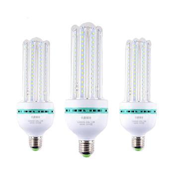 佐凌 LED玉米灯 16W E27 4U白光 整箱 50pcs每箱