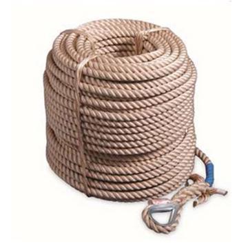 上海 16mm工作绳(三股绳),不含钩,30米,64108