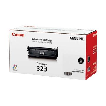 佳能(Canon)CRG-323BK 黑色硒鼓 适用LBP7750CDN