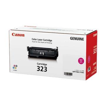 佳能(Canon)CRG-323M 品红色硒鼓 适用LBP7750CDN