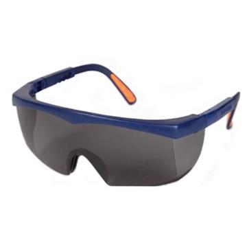 worksafe 防護眼鏡,60200240,軟腿灰色鏡片