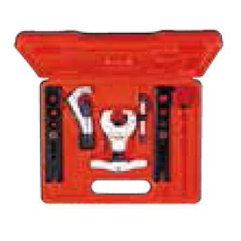 格美 45°偏心式公制&英制扩管器工具组,CM-808-AML-R410,附手提式吹塑胶盒