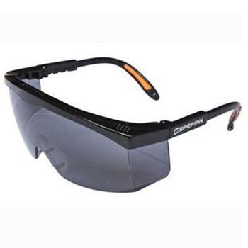 霍尼韦尔Honeywell 防护眼镜,100211,S200A 灰色镜片 黑色镜框 耐刮擦眼镜