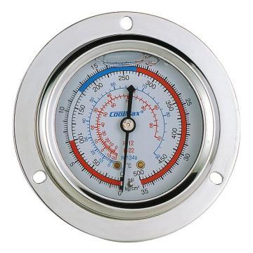 埋入式充油高压表,格美,CM-500-FRG-O