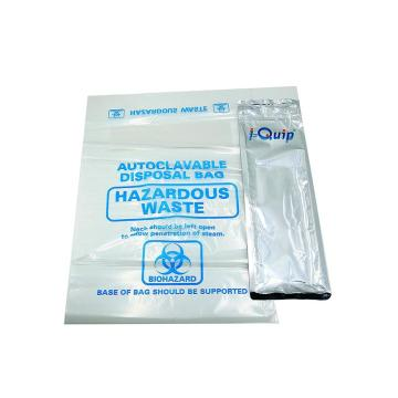 可灭菌塑料袋,透明,无标签,600×415mm,50只/袋