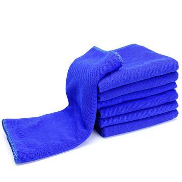 藍毛巾,30cm*70cm