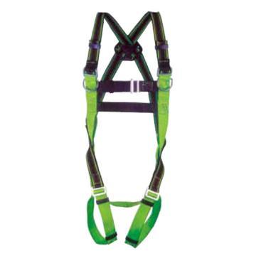 霍尼韦尔 DuraFlex双挂点全身式安全带,M/L,1002853A