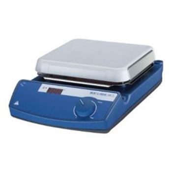 IKA加热板套装,最高温度:500℃,加热板尺寸:180x180mm,C-MAG HP 7套装,含(加热板、温度计、支杆、夹头)