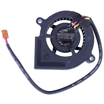 ADDA 投影仪用散热风机 AB05012DX200600,DC12V