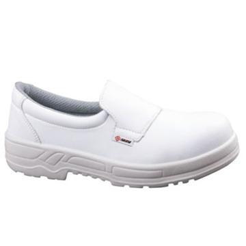 賽獅 SPA休閑安全鞋,S4002-40,防砸防靜電 白色