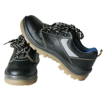 赛纳 安全鞋,GL-0551-S1P-39(同型号最小起订量10双),透气低帮牛皮 防砸防穿刺防静电