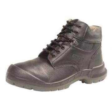 京士 舒适安型中帮全鞋,防砸防刺穿防静电,36,KWD803