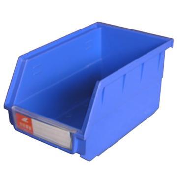 力王 背挂零件盒,140*220*125mm,全新料,12个/箱,PK-014-蓝色
