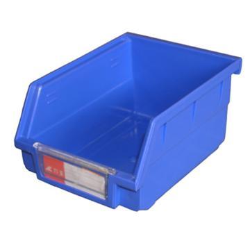 力王 背挂零件盒,105*140*75mm,全新料,24个/箱,PK-012-蓝色