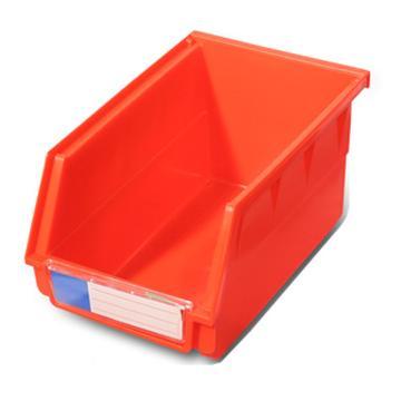力王 背挂零件盒,140*220*125mm,全新料,12个/箱,PK-014-红色