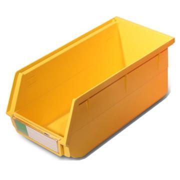 力王 背挂零件盒,140*270*125mm,全新料,12个/箱,PK-015-黄色
