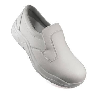 SFC Luigi工作鞋,防水防砸抗菌,白色,35,5110