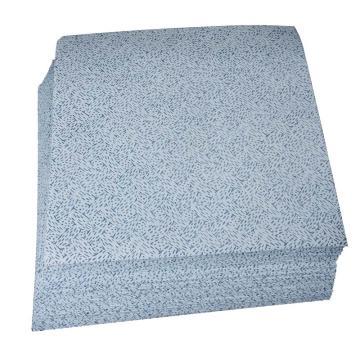 格洁强力吸油擦拭布,820 717,片状 30cm×30cm×100张/包 10包/箱 蓝色 单位:箱
