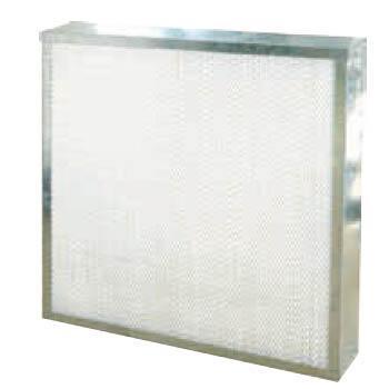 MayAir 中效無隔板過濾器,寬*高*厚度610*610*50mm,無護面網,過濾效率F6,框架材質鋁板