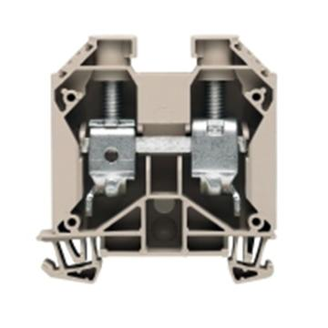 魏德米勒 直通接线端子,WDU35/ZA  40个/盒