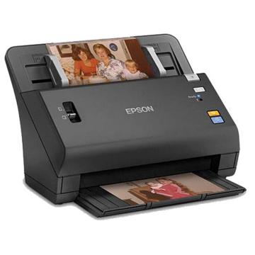 爱普生DS-860 高速馈纸式A4彩色文档自动连续双面扫描仪