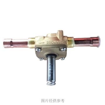 """丹佛斯 电磁阀阀体(常开),EVR22 032F3268,1_3/8"""" ODF焊口,a.c."""
