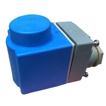 丹佛斯 电磁阀线圈,EVR 018F6701,220-230V/AC 50Hz,带接线盒