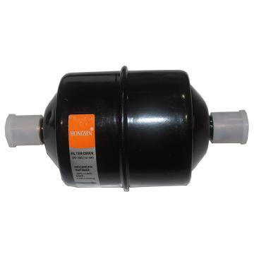 鸿森 丹式干燥过滤器,DFS-032,1/4 SAE螺口,总长×总径=113×φ48.5