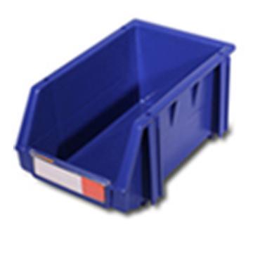 力王 组立零件盒,100*160*74mm,全新料,50个/箱,PK-001-蓝色