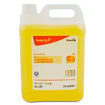 庄臣泰华施涤坦银器清洁剂,4 x 5L 单位:箱