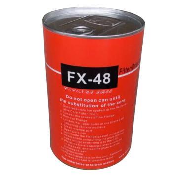 过滤芯,椰树,吸气过滤桶用,48型,吸气专用,纤维百褶纸