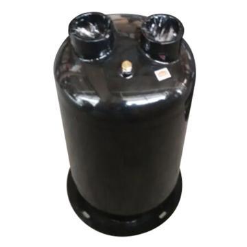 """气液分离器,椰树,1/2"""" 焊接口,1.5L,黑色"""