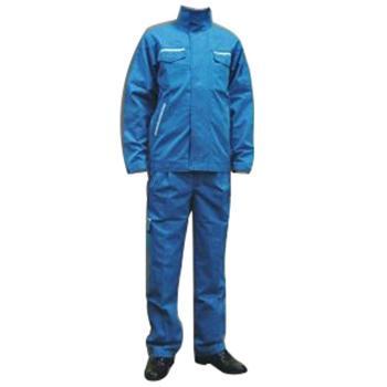 圣欧防电弧分体服,12.7cal,宝蓝色,尺码:L