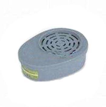MSA 10120746 优越型面罩配套用滤片,2个/包,GME( 多气体),防护多种毒气