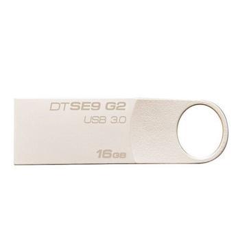 金士顿U盘,dtSE9G2/16G USB3.0 单位:个