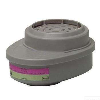 MSA 10120750 优越型面罩配套用滤片,2个/包,GMC(P100),防护有机蒸汽、酸性气体及粉尘,10120750
